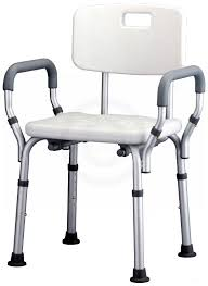 nova medical s bath seat with arms and back from advanced medical supply inc