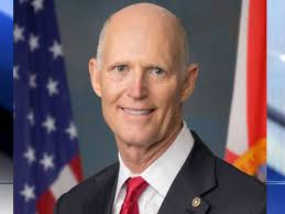Florida Sen. Rick Scott tests positive ...