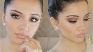 kylie jenner makeup tutorial golden globes after party