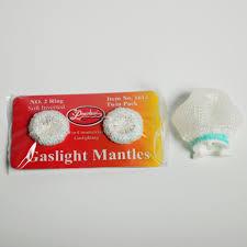 Inverted Gas Light Mantle Peerless Soft Inverted Gaslight Mantle No 2 2 Pack