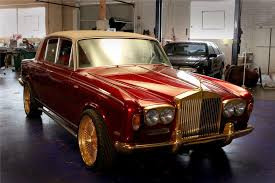 1969 Rolls Royce Silver Shadow Custom Sewage Sucker