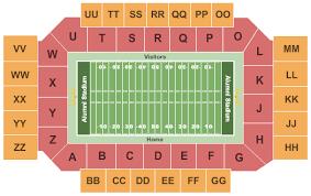 Alumni Stadium Seating Chart Boston College Eagles Vs Florida State Seminoles Tickets