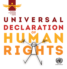 universal declaration of human rights united nations llustrated universal declaration of human rights
