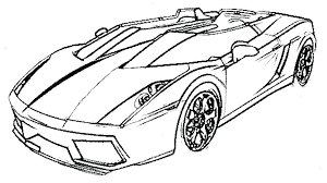 Free Printable Coloring Sheets Race Cars Car Coloring Pages Sport