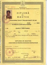 de master scurtu diploma de master scurtu