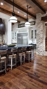Kitchen With Wood Floors 17 Best Ideas About Kitchen Hardwood Floors On Pinterest