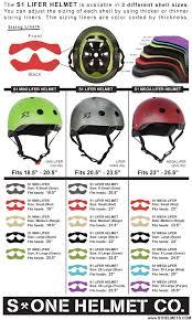 Child Ski Helmet Size Chart S1 Helmets How To Pick A Helmet