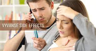 vyvanse side effects weight loss