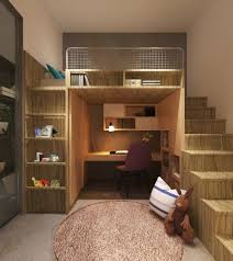... Furniture Daily Small Kids Rooms Space Saving Design Impressive  Intended Home Decor Thumbnail Folding Shelves ...