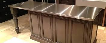 stainless countertops are stainless right for your home used stainless steel countertops with sink