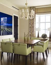 collapsible dining table and chairs with contemporary dining room also art chandelier dark stained wood ds roman shade sage green chairs square dining