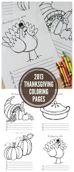 Small Picture Coloring Pages Turkey Coloring Pages For Kindergarten Printable