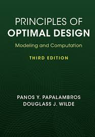 Introduction To Optimum Design 3rd Edition Solution Manual Principles Of Optimal Design Modeling And Computation