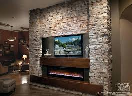 stacked stone fireplace wall fireplace stone wall designs stacked stone minimalist style media wall with bold stacked stone fireplace