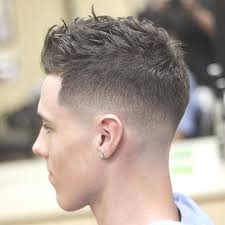 Hairstyles Fade Short Haircut Winsome 15 Hairstyles For Men 2019