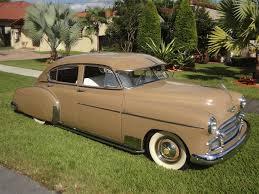 1950 Chevy Fleetline Deluxe Bomb Style - Custom Car ...