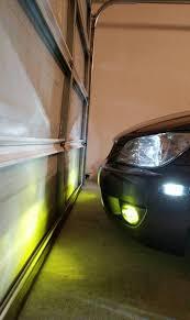 Sylvania Zevo Fog Lights Best Yellow 9006 Led Bulb Hidplanet The Official
