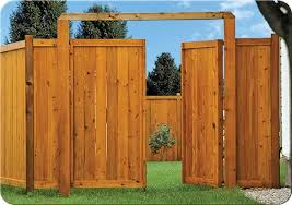 double fence gate. Walk Or Double Fence Gate R