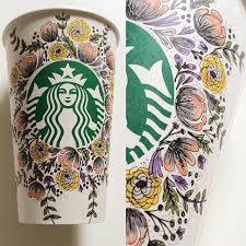 starbucks coffee cup drawing. Beautiful Cup Brynn Washington Inside Starbucks Coffee Cup Drawing