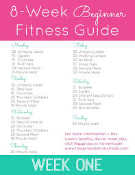 351d75fb808a140d7edecc9f3ded4e1c dinner menu happiness is best 25 beginner workout plans ideas on pinterest beginner on beginner workout plan at home