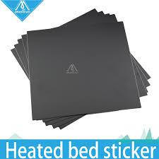 5pcs <b>3D Printer Parts</b> 200/<b>214</b>/220/280/300mm Frosted Heated bed ...