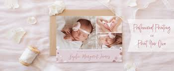 Print Baby Announcement Cards Gorgeous Birth Announcement Cards On Luxe Cardstock Peach