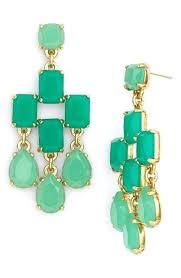 green chandelier earrings spade square chandelier earrings green shades modern art mod emerald green chandelier earrings green chandelier earrings