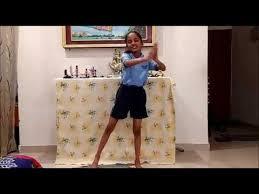 DANCING- MAYURIKA AGRAWAL 9 YRS - YouTube
