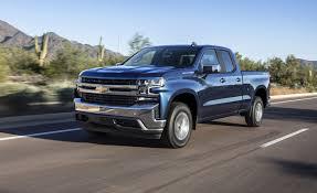 2019 Chevrolet Silverado Four-Cylinder – Not More Fuel-Efficient ...