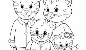 Small Picture Get This Daniel Tiger Coloring Pages Printable 65g3m