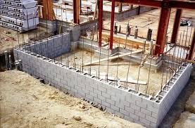 How to build a concrete house 3d Printer How To Build Concrete Block Wall With Your Own Hands Pinterest How To Build Concrete Block Wall With Your Own Hands Home Ideas