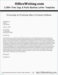 Fantastic Business Letter Format Mla Example Formal Sample