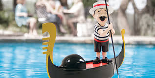 Image result for poolside decor