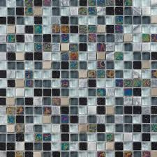 artemis glass mosaic wall tiles image 1