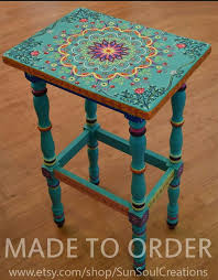 Best 25 Painted Chairs Ideas On Pinterest  Hand Painted Chairs Hand Painted Benches