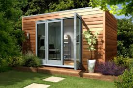 Small Picture New Decorated Shed Designs The Garden Room Guide