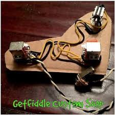 prs upgraded wiring harness coil split push pull pot bourns 1 prs wiring harness image is loading prs upgraded wiring harness coil split push pull