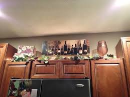 Concept Kitchen Decorating Ideas Themes Wine Cabinet Decorations M In Models Design