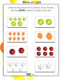 Comparing Numbers Worksheets First Grade Free Math Worksheets ...