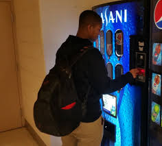 Vending Machine Buyers New Vending Machines Can Provide Benefits To Students The Observer