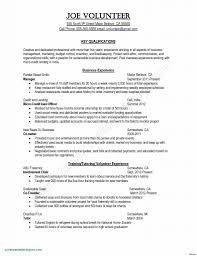 Resume Sample For New Teacher New 21 New Resume Examples High School