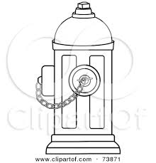 Small Picture hydrant coloring page