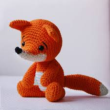 Crochet Fox Pattern Awesome Lisa The Fox Amigurumi Pattern Amigurumipatternsnet