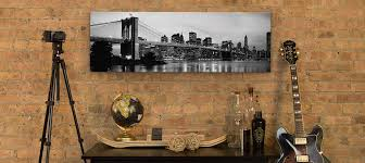 panoramic horizontal canvas wall art