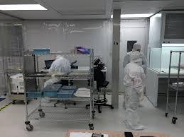 Class 100  ISO 5 Modular Cleanroom  PortaFab Case StudyClass 100 Clean Room Design