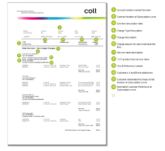 Form For Invoice Invoice Format Colt