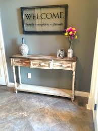 antique entryway table. Antique Entryway Table N
