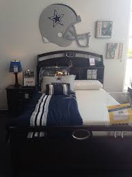 Dallas Cowboys bed set found in Rooms To Go. | Everything Texas ...