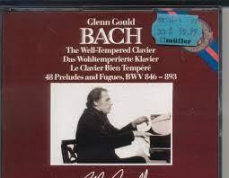 Das Wohltemperierte Klavier BWV 846-893 - Gould, Glenn, Bach, Johann  Sebastian: Amazon.de: Musik
