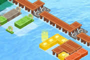 Wooden Path Game Wooden Path game online 5
